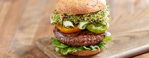 Wholesome Summer Burger recipe preview